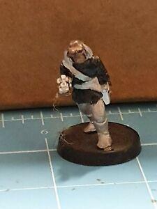 Dr Who harlequin miniatures Ogron