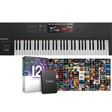 Native Instruments Komplete Kontrol S61 Mk2 & Komplete 12 Ultimate Software
