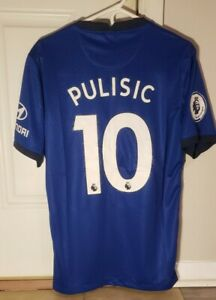 Pulisic Chelsea jersey size M NWT #10