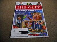 JAN 19 2018 THE WEEK Magazine- IS TRUMP UNFIT - MAGA - BABY CRIB