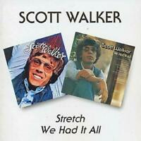 Scott Walker : Stretch/We Had It All CD (1997) ***NEW*** FREE Shipping, Save £s