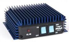 RM KL60 Linear Amplifier 25-30MHz 70W SSB