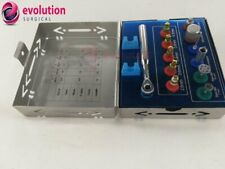 Dental Bone Expander Kit Sinus Lift Saw Disks With Surgical Implant Instruments