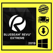 🔥 Bluebeam Revu eXtreme 2019 ✅ Full Version ✅ For Windows ✅ LIfetime 🔥