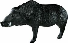 Brand New Blem BlackOut Black Boar Hog 3D Archery Target
