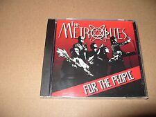 The Metrolites For The People cd 15 tracks 2006 New & Sealed Slight Crack Case