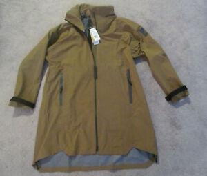 Adidas MyShelter Rain.Rdy  GK8675 man olive parka jacket XL Brand New