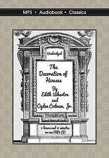 The Decoration of Houses - Unabridged MP3 CD Audiobook in DVD case