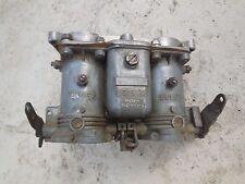 Porsche 356 / 912 SOLEX 40 PII-4 Carburetor    FL # 6