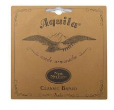 Aquila Banjo Strings - 1B - Nylgut - 5 String Classic Banjo - Medium Tension