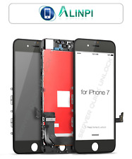 """Pantalla Completa para iPhone 7 Negra 4,7""""  LCD + Táctil Negro"""