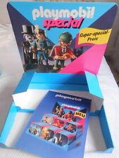PLAYMOBIL SPECIAL 4900 exhibitor FONDO DI MAGAZZINO VINTAGE TOY BRAND NEW