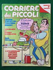 CORRIERE DEI PICCOLI n.20/1990 (ITA) STORIA MONDIALI CALCIO FEDERICA PANICUCCI