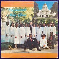 SACRAMENTO MASS CHOIR LP PRIVATE Gospel Funk Soul Breaks MELVIN SEALS Rare HEAR