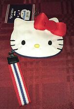 Sanrio Hello Kitty Face ID Cardholder Coin Purse Wristlet