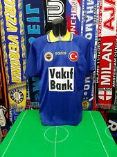 Maglia Calcio Fenerbahce Away 1996/97 Size XL Match Worn Turkey Jersey