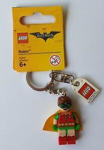 LEGO Robin Keychain/Keyring - The Lego Batman Movie 853634 (Retired)