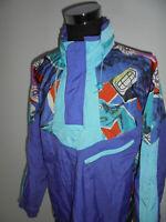 vintage KILLTEC Nylon Jacke Sportjacke Regenjacke retro oldschool 80s 90s L