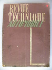 revue technique automobile RTA BUICK