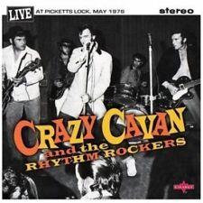 CRAZY CAVAN & THE RHYTHM - LIVE AT PICKETTS LOCK NEW VINYL RECORD