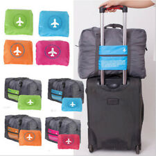 Large Capacity Foldable Carry-On Duffle Bag Men/Women Clothes Receiving Hand Bag