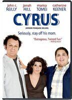 Cyrus - DVD Movie- Brand New & Sealed- Fast Ship! (HMVDVD-6953 / HMV-123)