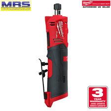 Milwaukee M12FDGS-0 Fuel Straight Die Grinder - Bare Unit - M12 FDGS 4933471435