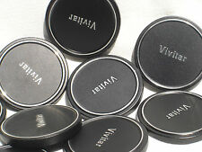 Genuine VIVITAR 62mm metal  front lens cap  SLIP ON