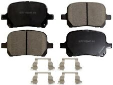 ProSolution Ceramic Brake Pads fits 1997-2004 Toyota Avalon Camry Solara  MONROE