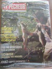 Le Pêcheur de France N°94: Mai 1991: Brochet-Sandre, nouvelles pêches au vif