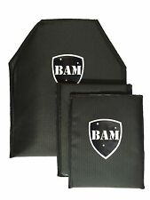 Non-Ballistic Trauma Pad for AR500 Body Armor   10x12 - 6x8 bundle