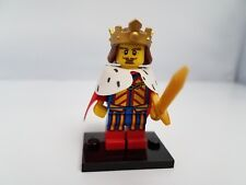 LEGO COLLECTIBLE MINIFIGURE SERIES 13 71008 - King (missing beard)