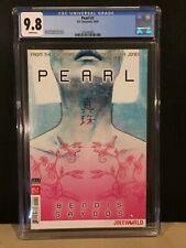 PEARL #1 CGC 9.8 Cover A 1st Print DC Vertigo . Possible movie!