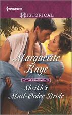 Sheikh's Mail-Order Bride (Hot Arabian Nights)-ExLibrary