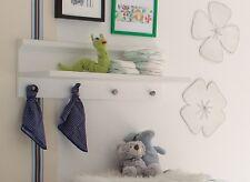 Hängeregal Dandy, weiß, Anderson Pine, Wandboard, Wandregal, 80 cm breit