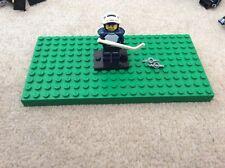Lego Ice Hockey Player CMF Minifigure 100% Genuine Lego Figure Complete series 4