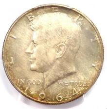1964-D Kennedy Half Dollar (50C Coin) - PCGS MS67 - Rare in MS67 - $925 Value!