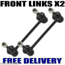 FITS NISSAN CABSTAR 00-07 FRONT ANTI ROLL BAR STABILISER DROP LINKS RODS PAIR
