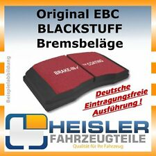 EBC Blackstuff Bremsbeläge für Audi, VW, Peugeot, Renault DP680 Hinten Neu