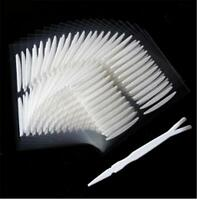 110Pairs New Thin invisible Wide/Narrow Double Eyelid Sticker Tape Technical LJ