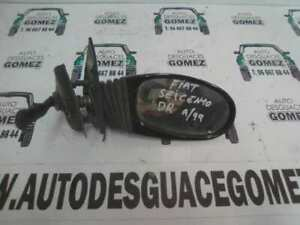 0735250511 Rear-View Right Manual Fiat Seicento/600 Van (287) 1998