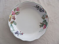 Charter Club Wild Flowers -Flowers & Fruit - Large Round Pasta/Serving Bowl