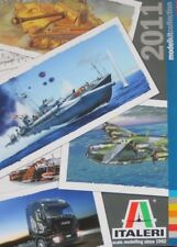 Italeri: General Catalogue: 2011.