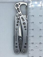 Used Leatherman - Style CS Multi Tool, Stainless Steel, 6 Tools In 1
