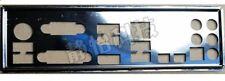 NEW I/O shield Blende backplate for Gigabyte GA-Z77X-UP4 TH ,Custom #T4826 YS