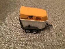 Playmobil  Horsebox Trailer great condition