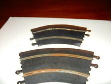 SCALEXTRIC -2-BANKED  CURVED TRACK SECTIONS #002205- /32ND SCALE -EXC- L202