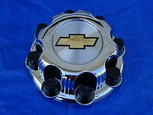 "2000  - 2008 CHEVY Silverado 2500 HD TRUCK 16"" 8 LUG  CENTER CAP chrome"