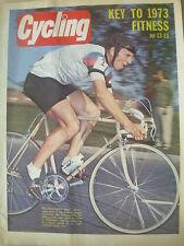 CYCLING MAGAZINE NOVEMBER 18 1972