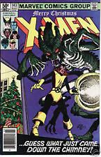 UNCANNY X-MEN # 143 (Mar 1981) Claremont & Byrne